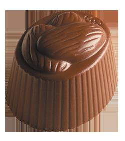 Réf 1102 Trimande praliné caramel